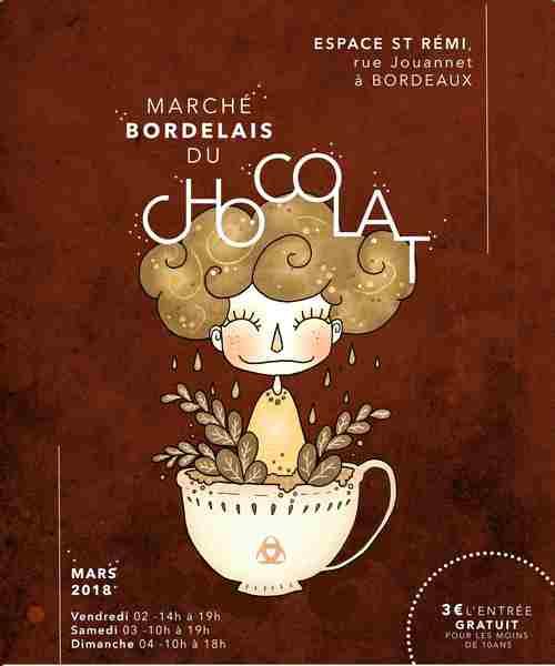 salon-du-chocolat-bordeaux - Photo