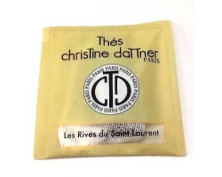 Thé blanc Les Rives du Saint Laurent en sachet mousseline